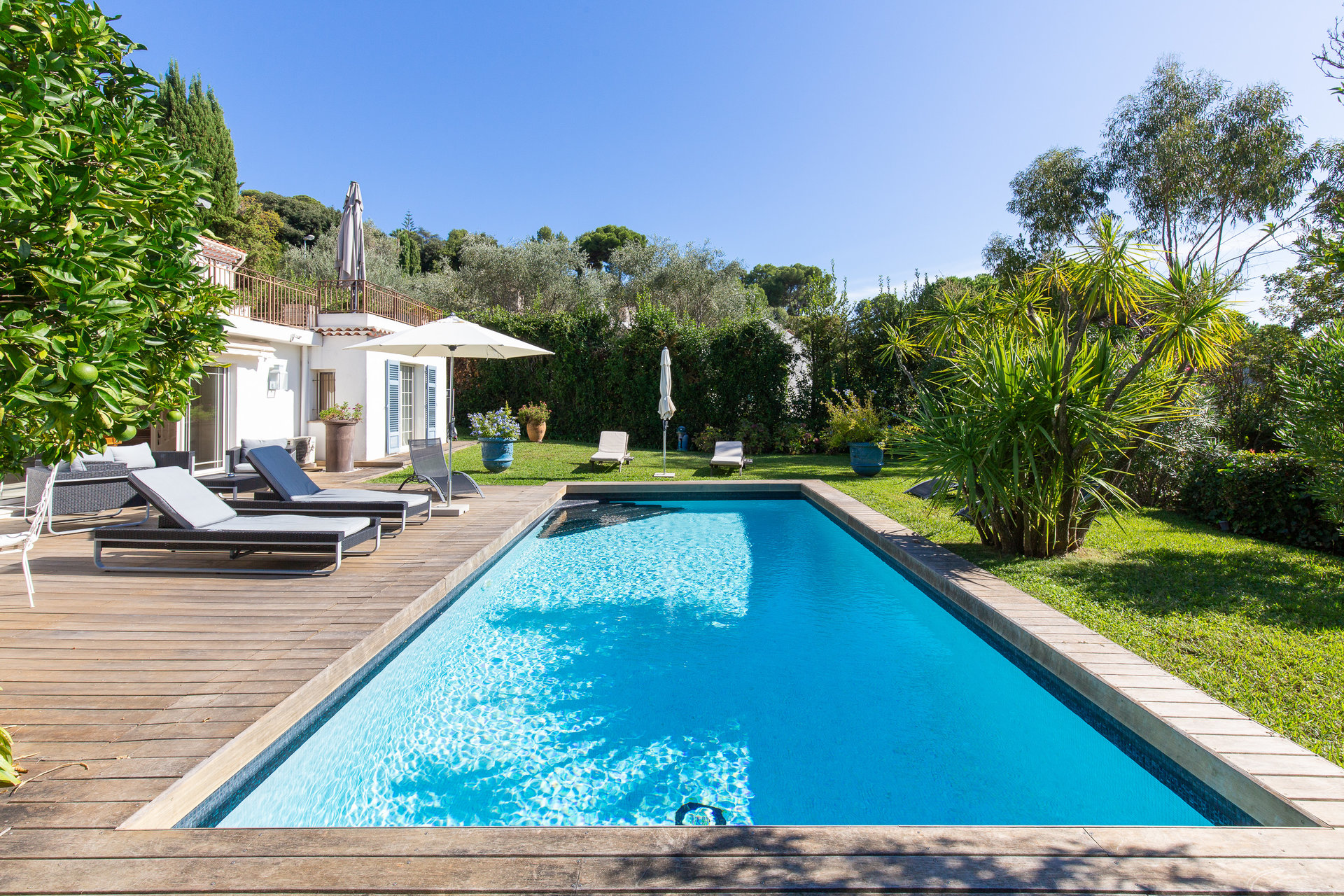 Le Cannet / Splendid House 285 sqm with swimming pool