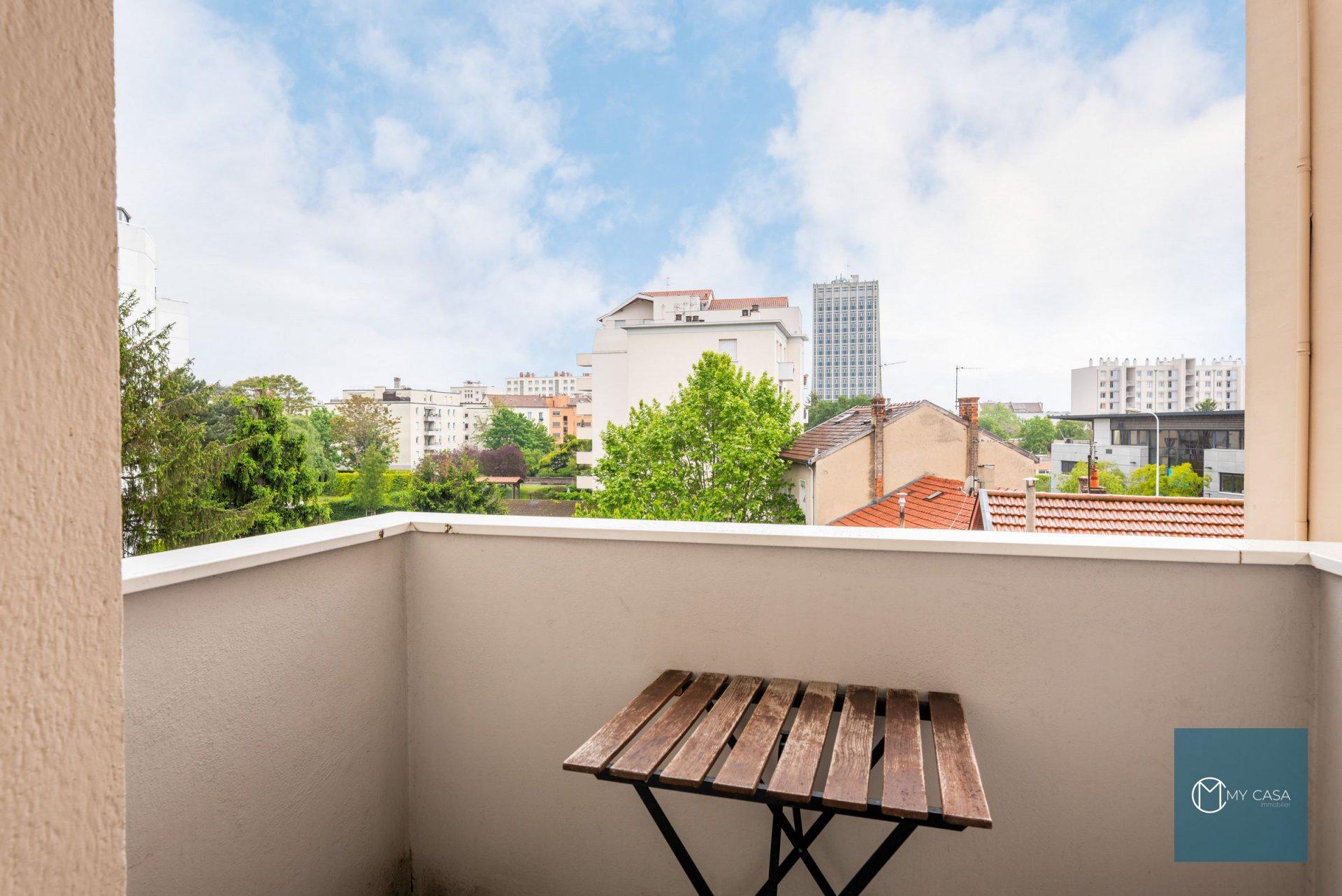 GRANGE BLANCHE - T2  de 52 m2 avec Balcon