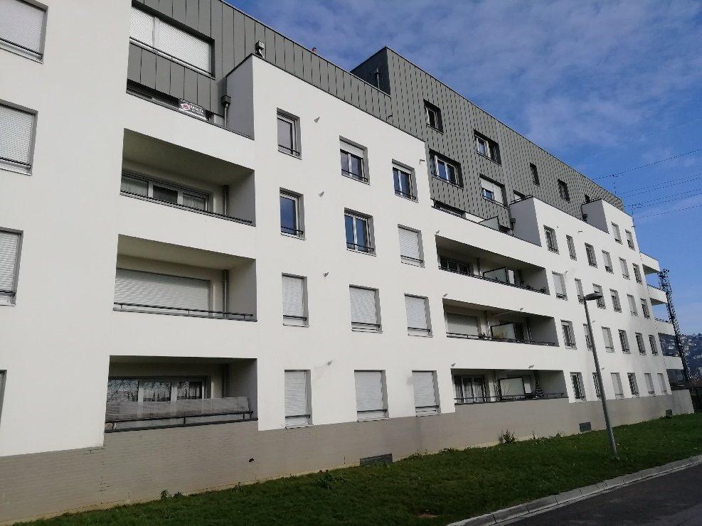 appartement T3 avec balcon ROUEN