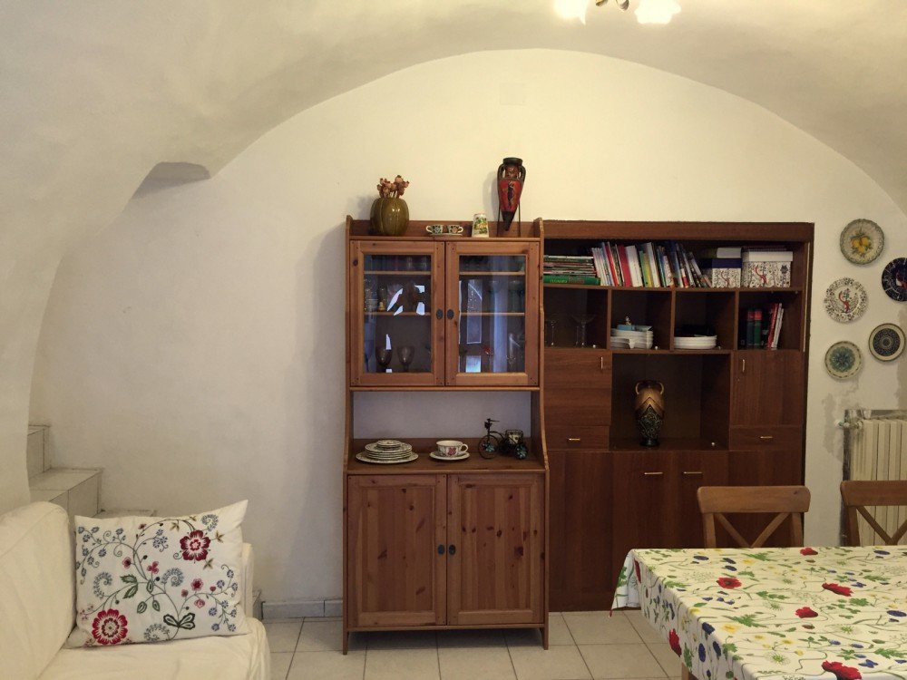 Apartment as part of townhouse