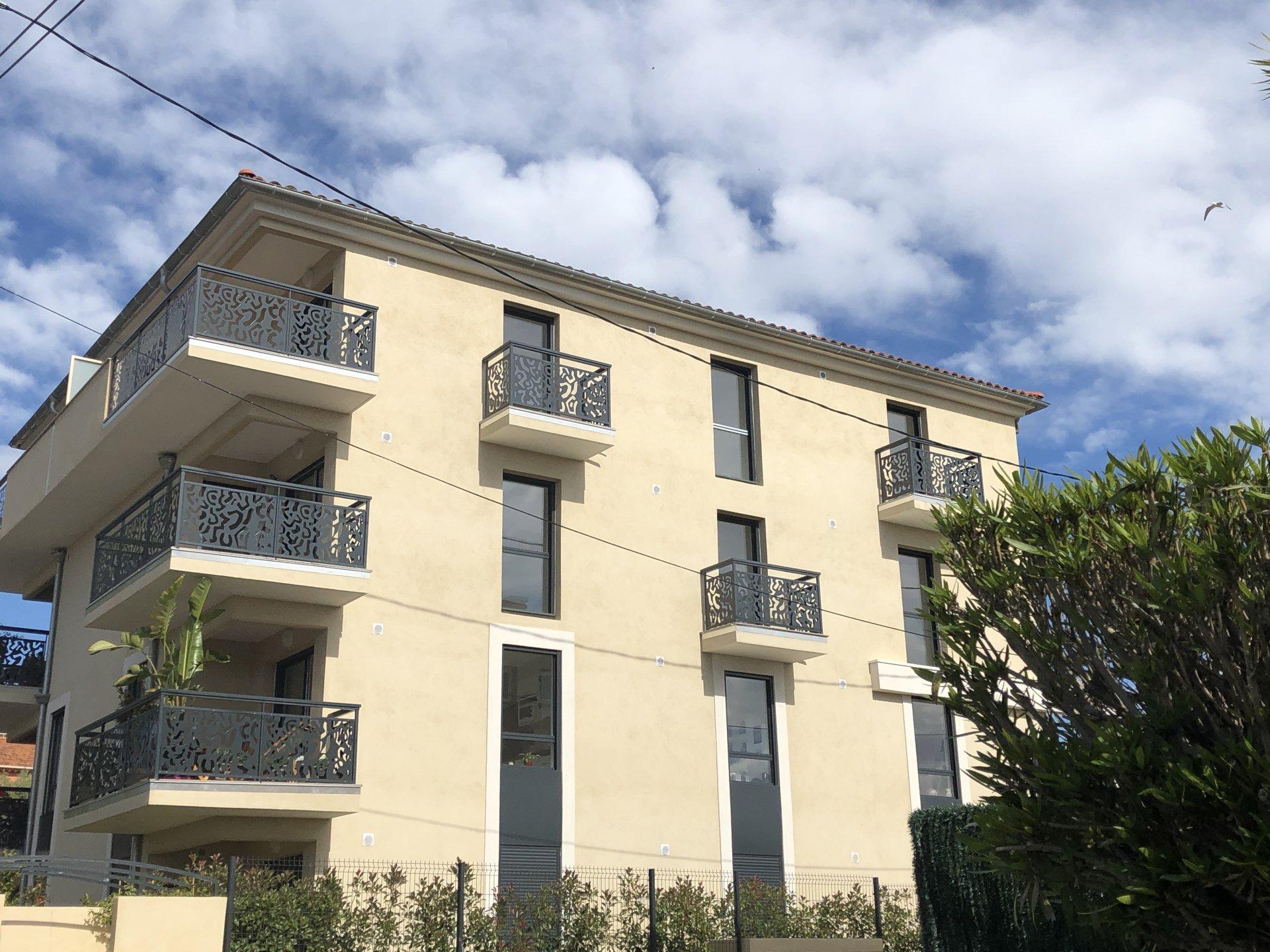 Cagnes sur Mer-Appartement-3 pièces-63m2 - Lautin