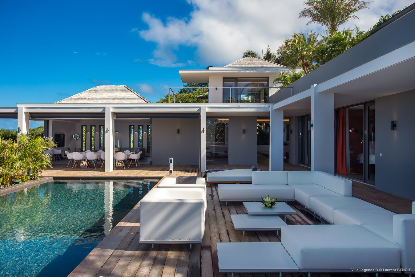 LUXURY VILLA RENT - ST BARTS