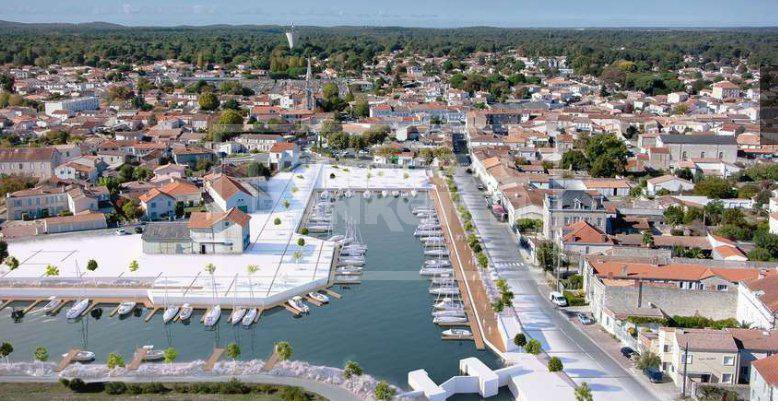 Current project From the Port of La Tremblade