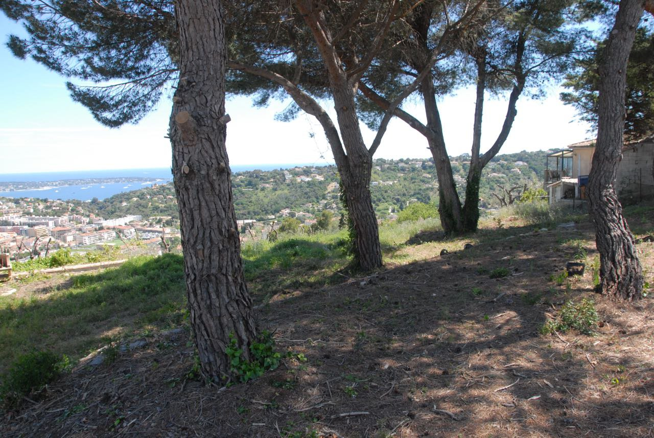 Sale Building land - Vallauris Issarts