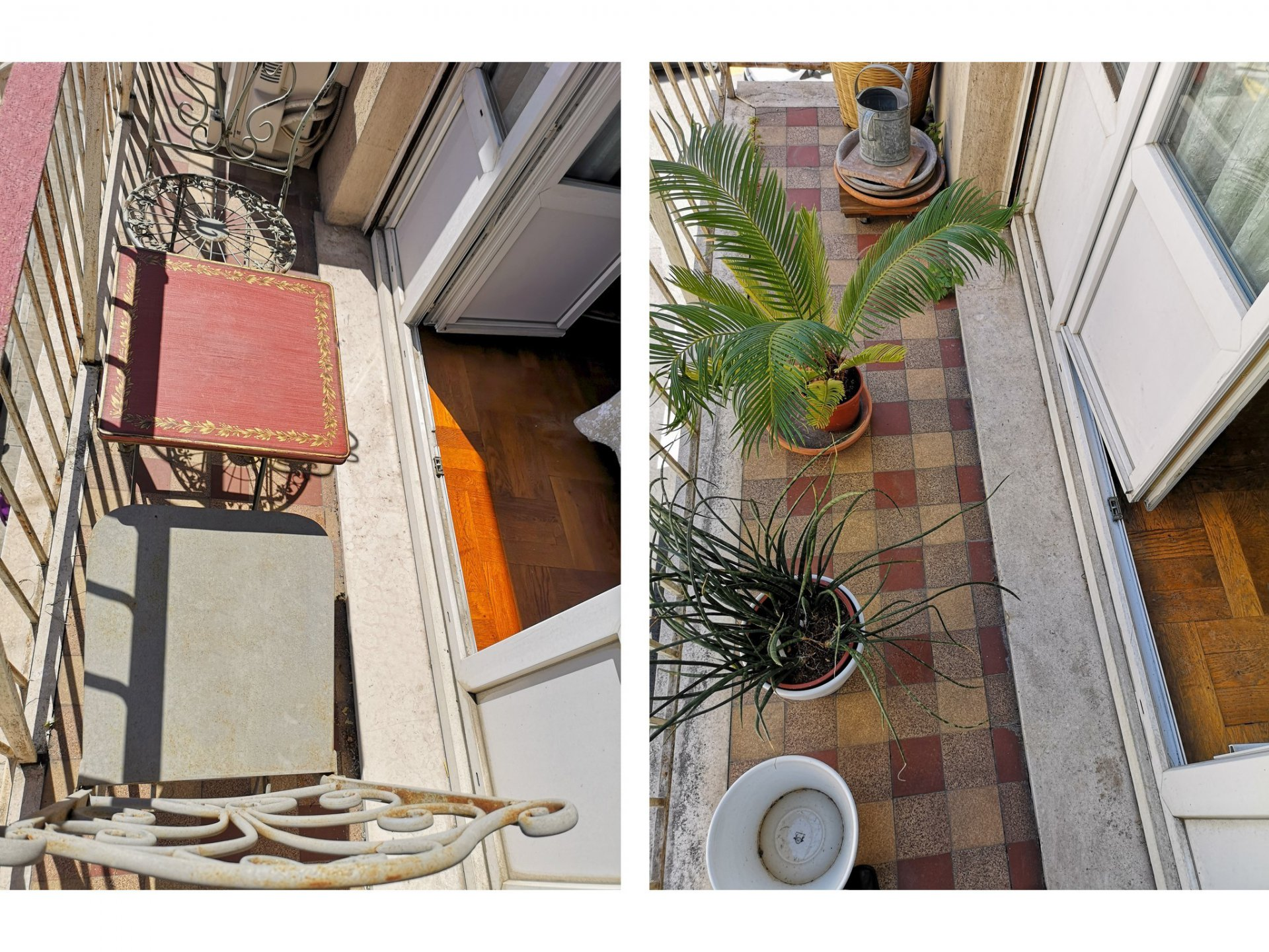 SOUS COMPROMIS - Nice St-Barthélémy 4/5 pièces 101.25m² avec parking sécurisé en loc.