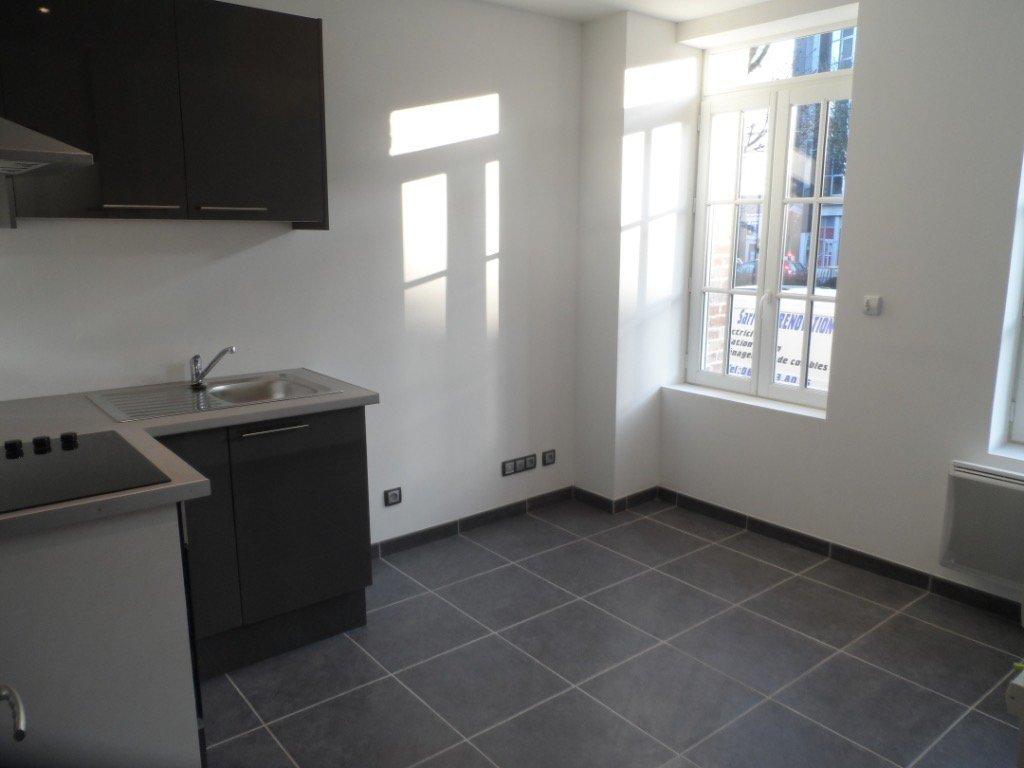 Appartement  - 21m2 – Amiens centre-ville