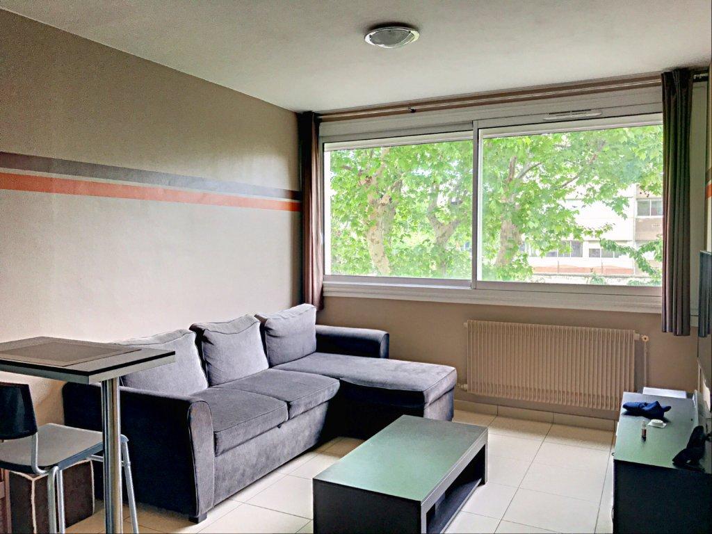 Achat Appartement Surface de 33.69 m²/ Total carrez : 33 m², 2 pièces, Lyon 3ème (69003)