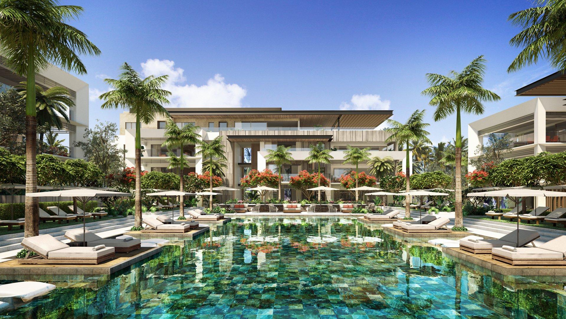 La quintessence du luxe sur un domaine Golf & Plage