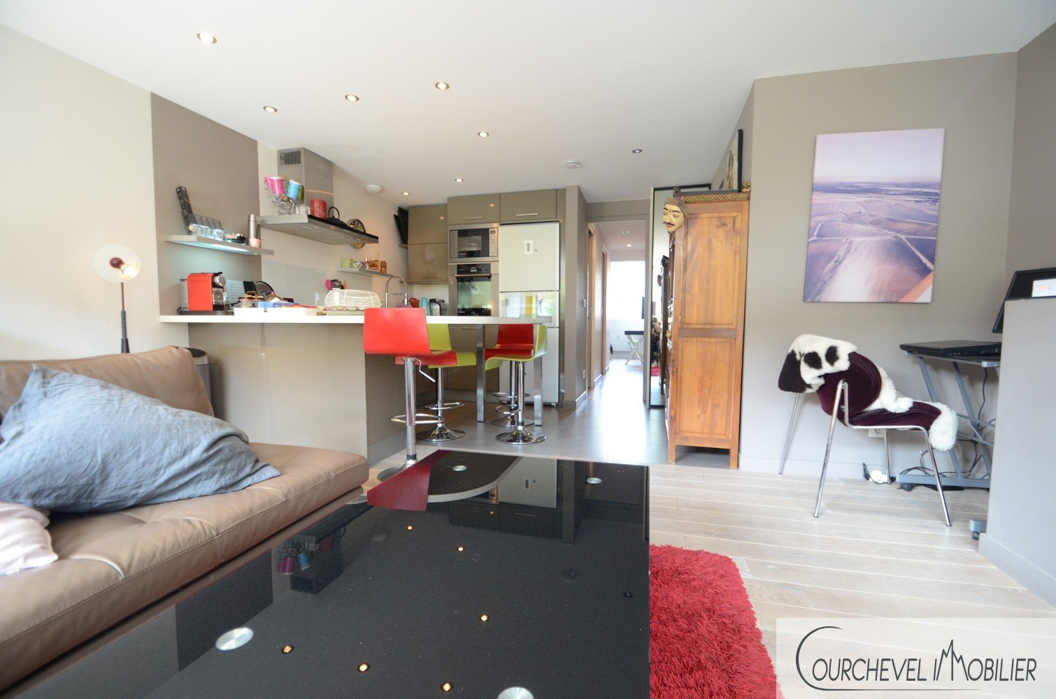 Appartement 3 pièces 53m2