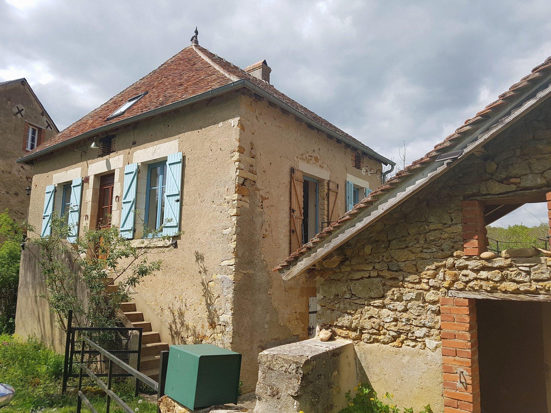 De Brenne, Indre: huis en watermolen in idyllische omgeving