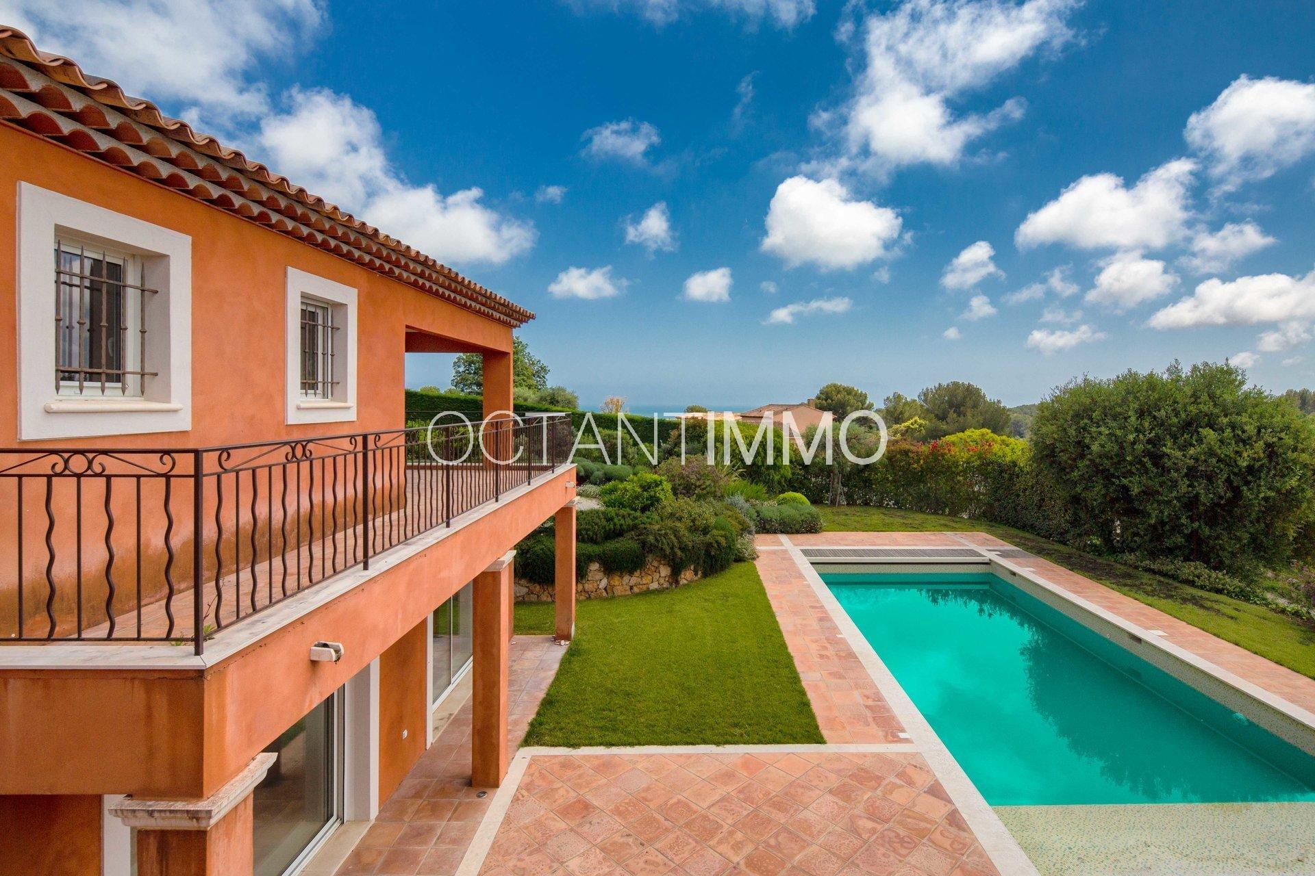 Vente villa Biot La Chèvre d'or - Villa neuve 4 chambres
