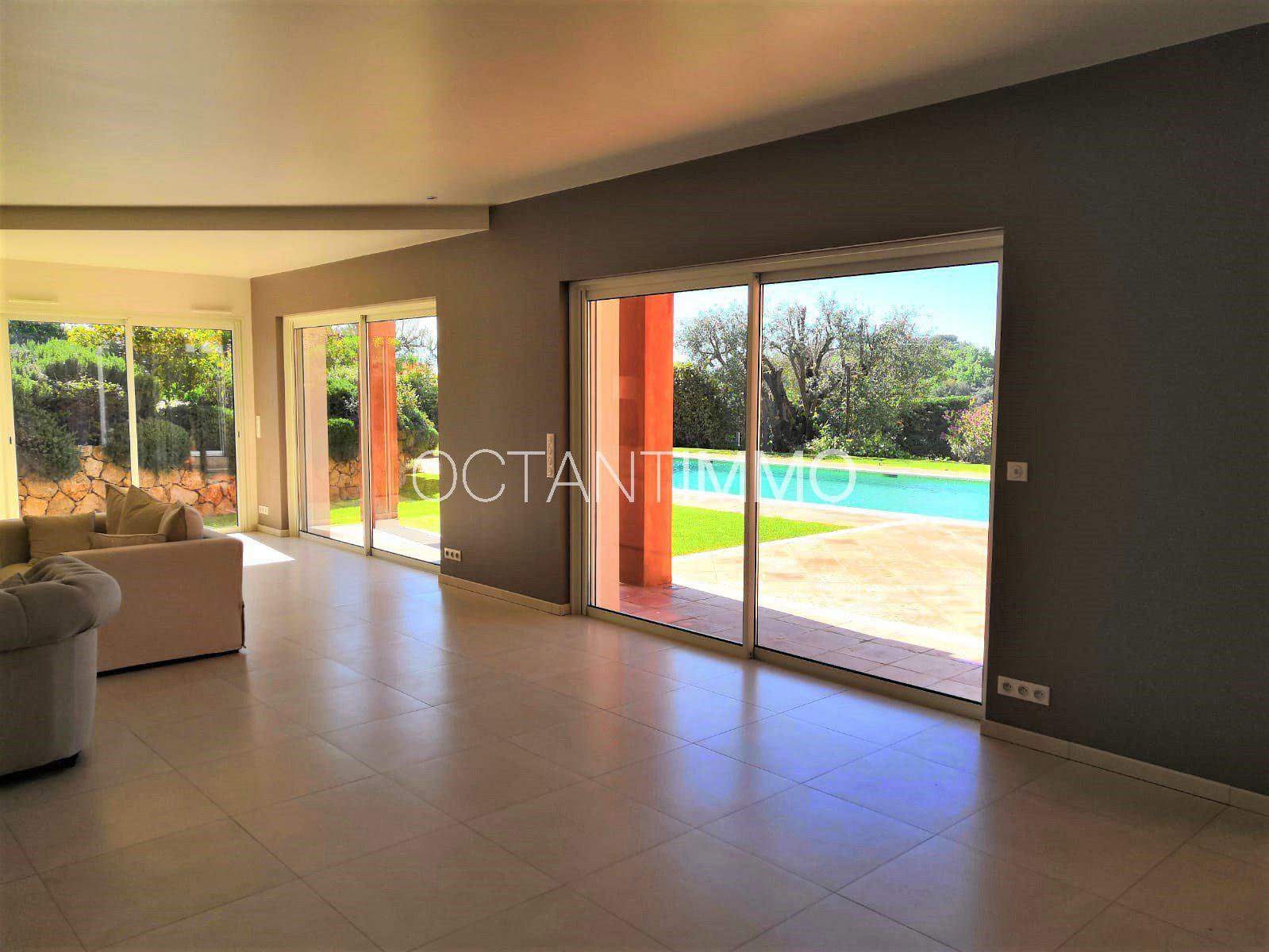 Biot - Domaine de la Chèvre d'or - Beautiful new house with 4 bedrooms