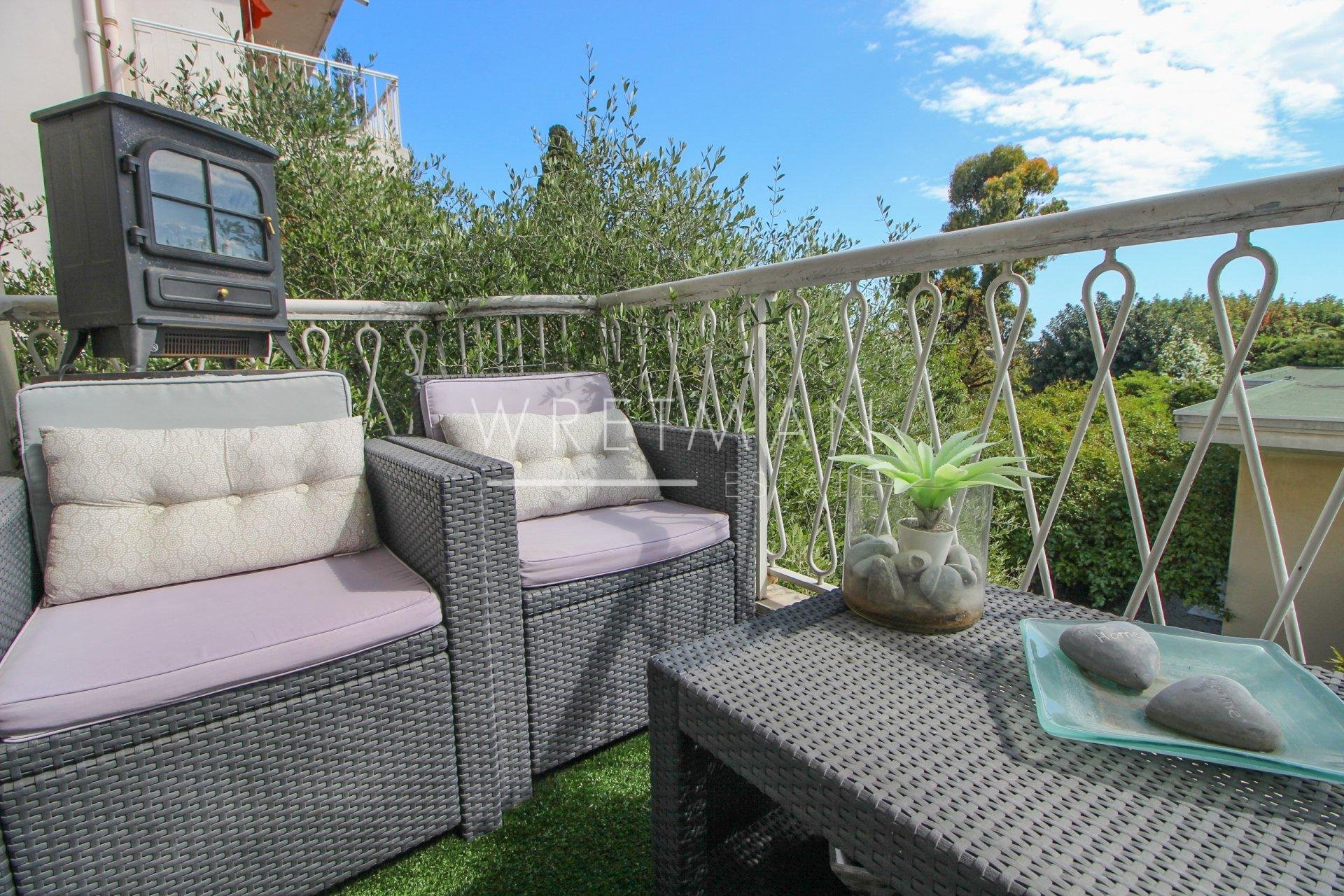 2-bedroom with terrace - Nice lower Cimiez