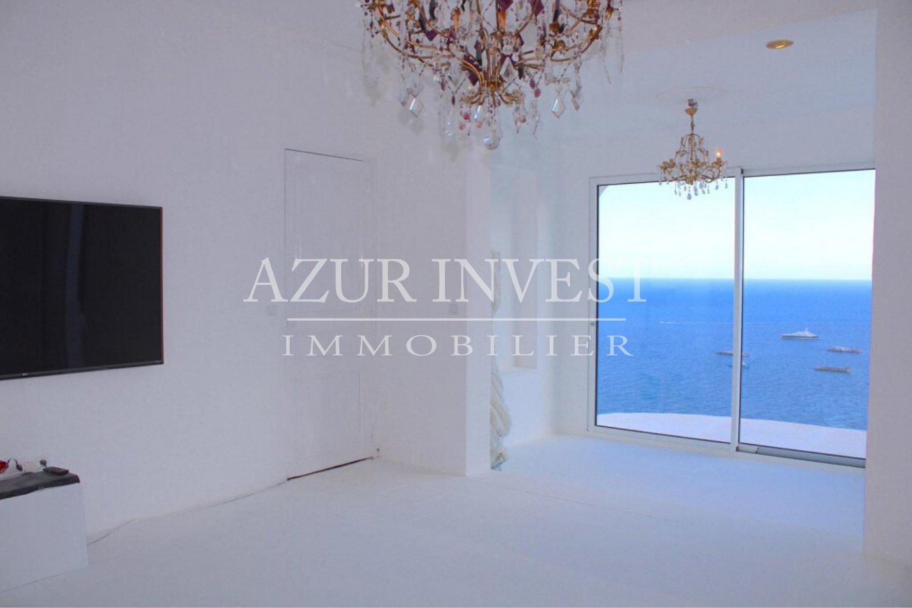 Villa Vue mer panoramique - Haut de Monte Carlo, RCM Beach
