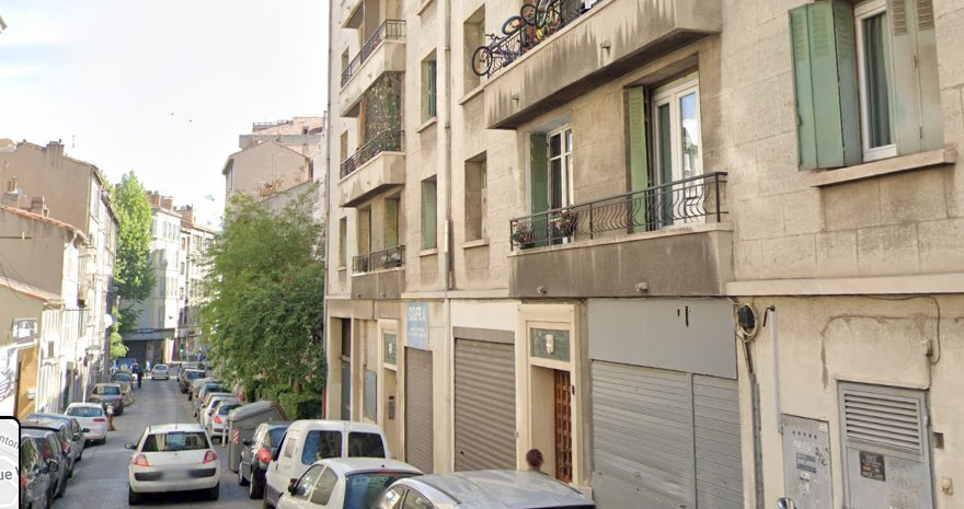 Vente Appartement - Marseille 3ème Saint-Lazare