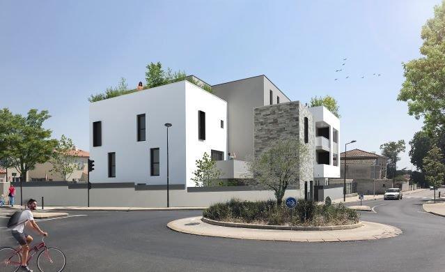Magnifique T4 avec jardin de 100 m² face au Pic Saint Loup