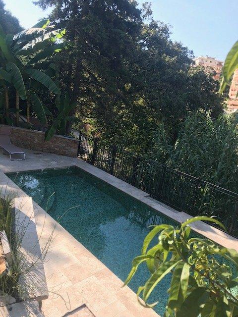 A visiter ! Petit havre de Paix! Rez de jardin de Villa- T3/4- Possibilité de faire un T5!Terrasse- Jardin- Piscine- Vue verdure