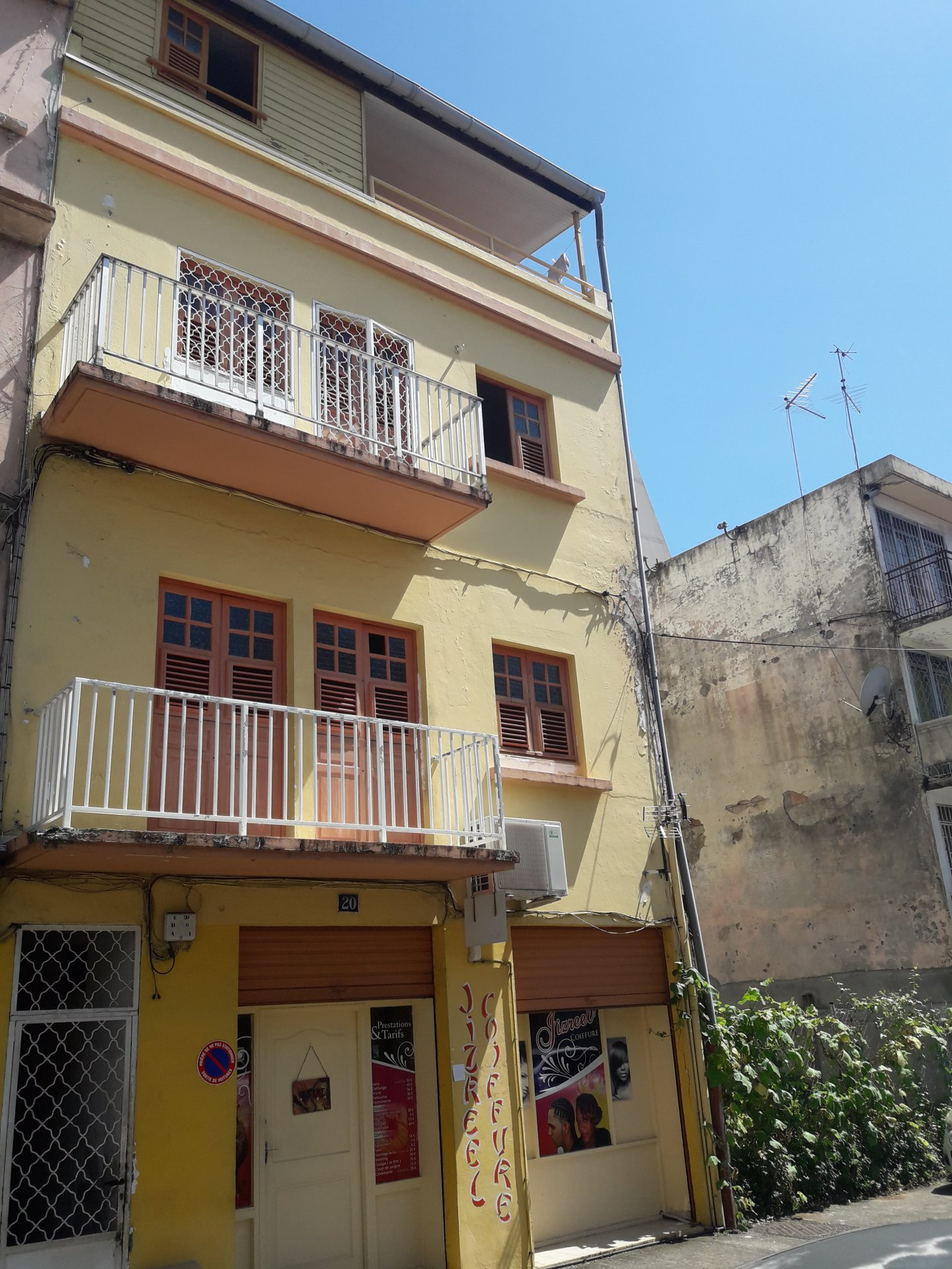 Sale Building - Fort-de-France - Martinique