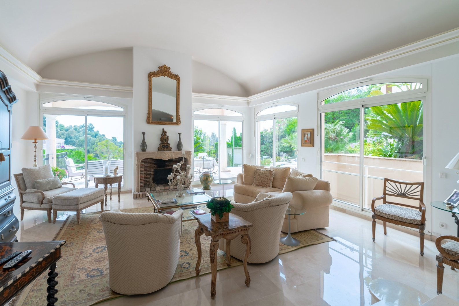 SUPER CANNES - BEAUTIFUL VILLA WITH SEA VIEW