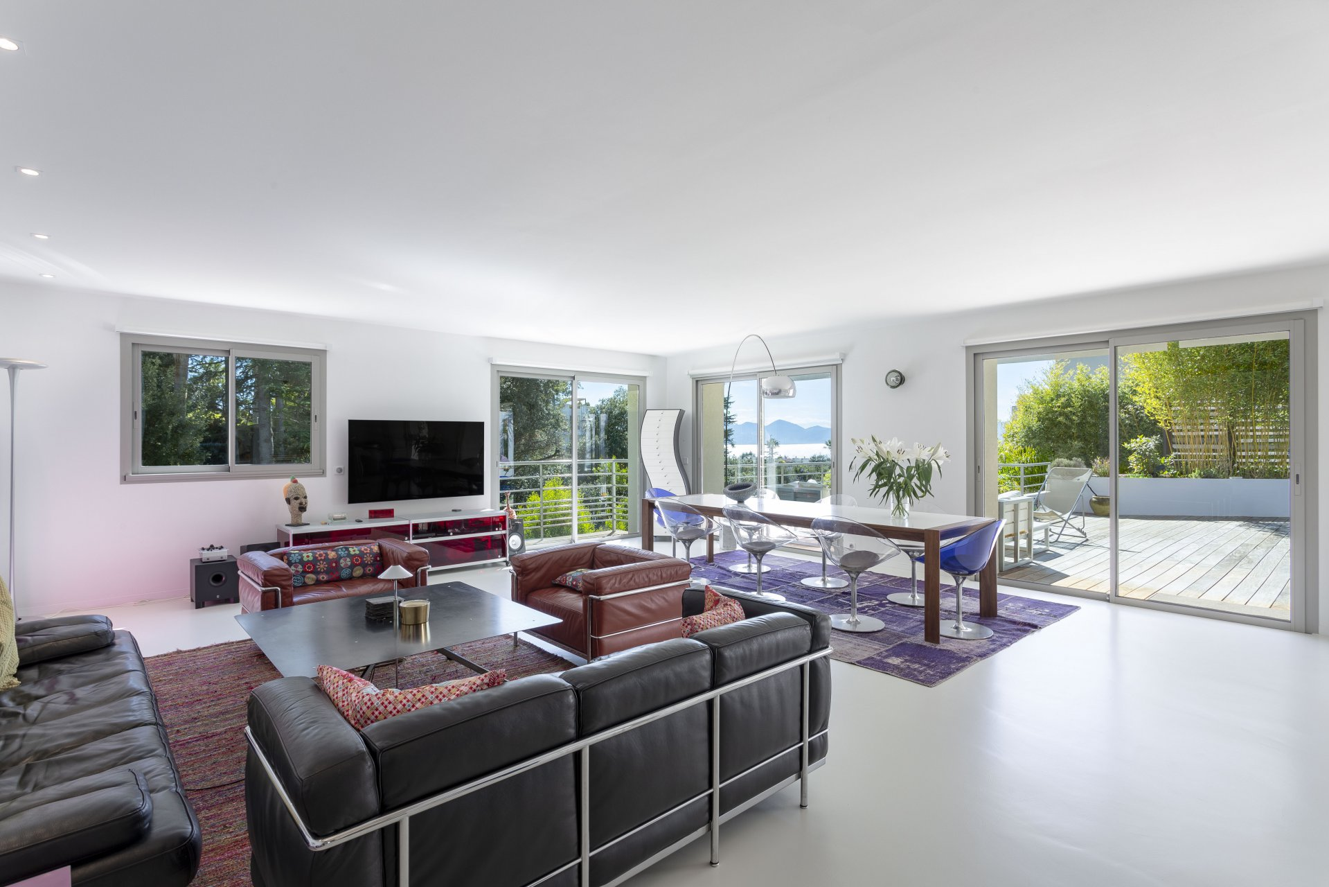 CANNES CALIFORNIE MONTFLEURY - CONFORTABLE CONTEMPORAINE