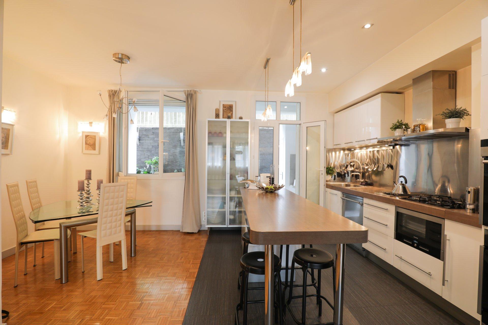 LA CLASSE - Appartement T3 Rez de Jardin + Terrasse