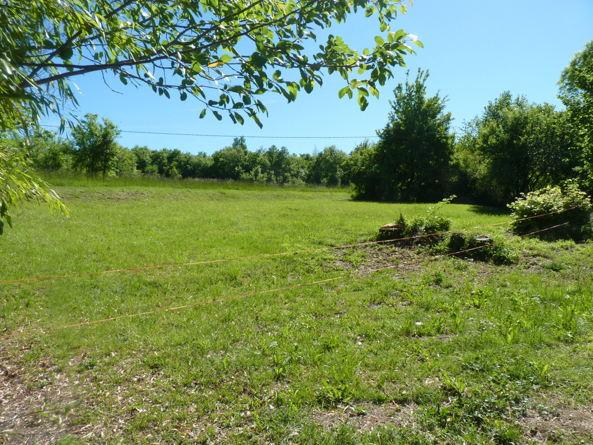 5 minutes from Boussens, building plot of 940 m²