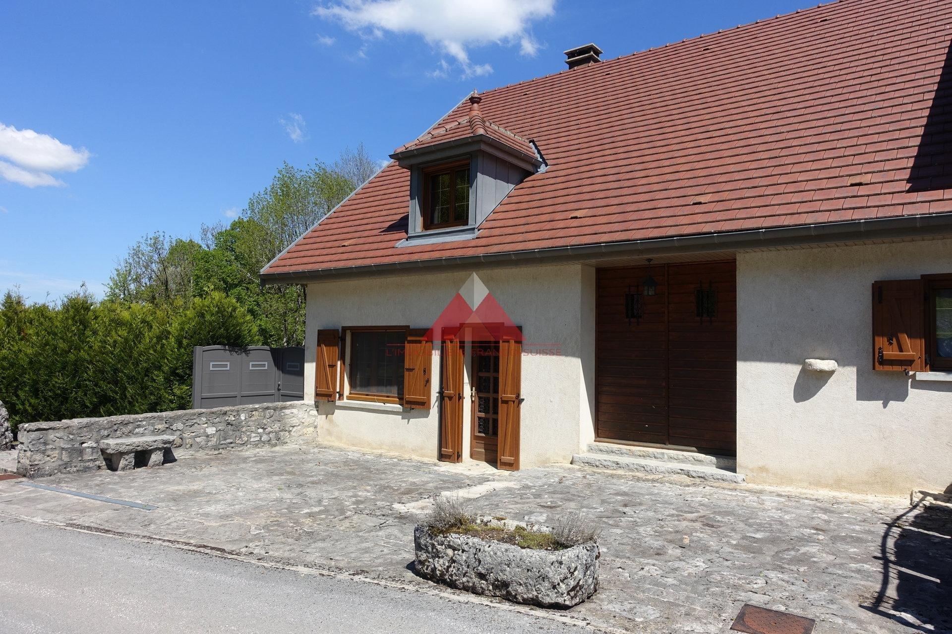 Maison de 120 m² avec garage
