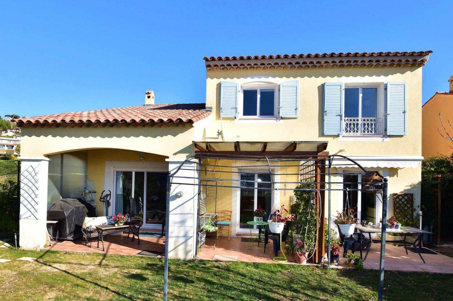 Villa individuelle 121 m² Nice Corniche Fleurie