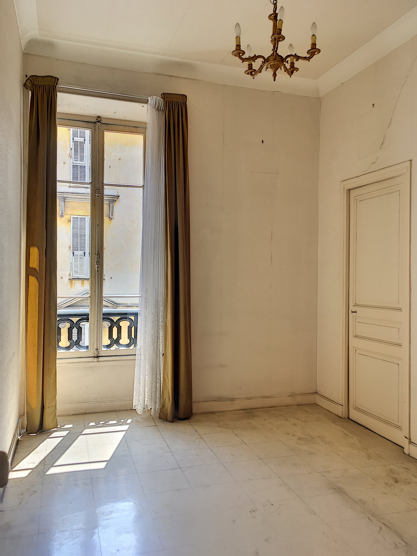 Appartement - NICE - 06000 - 3 chambres - 5 pièces
