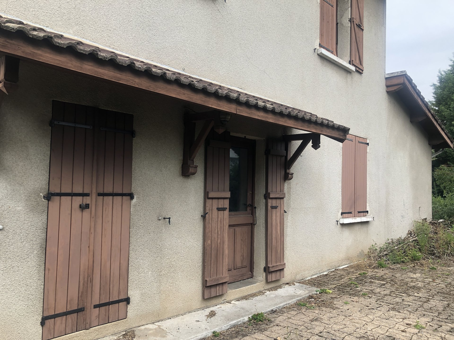 SAINT-ETIENNE VIVARAIZE - Maison de 61 m² sur terrain de 351 m²