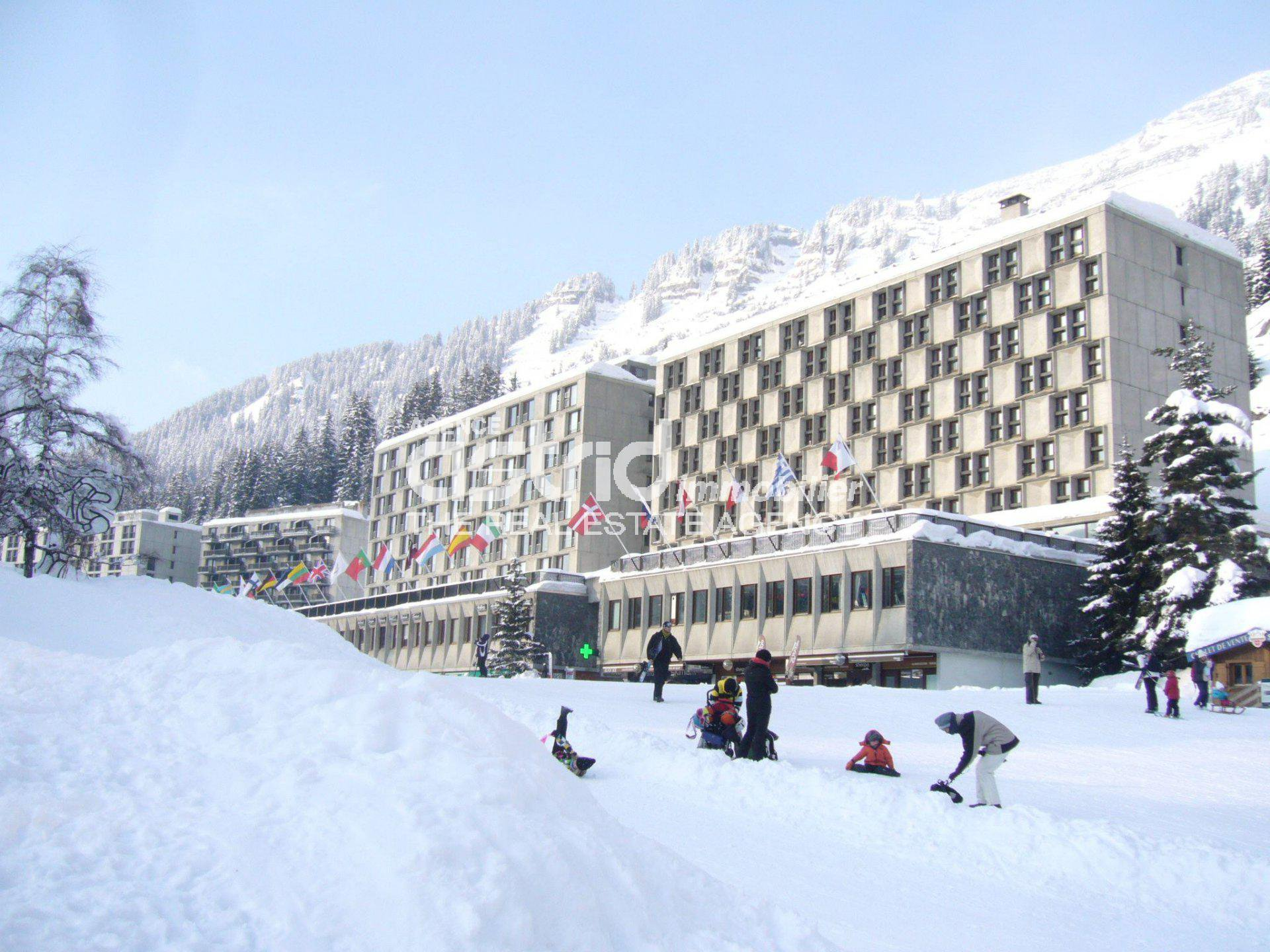Vente Appartement - Flaine