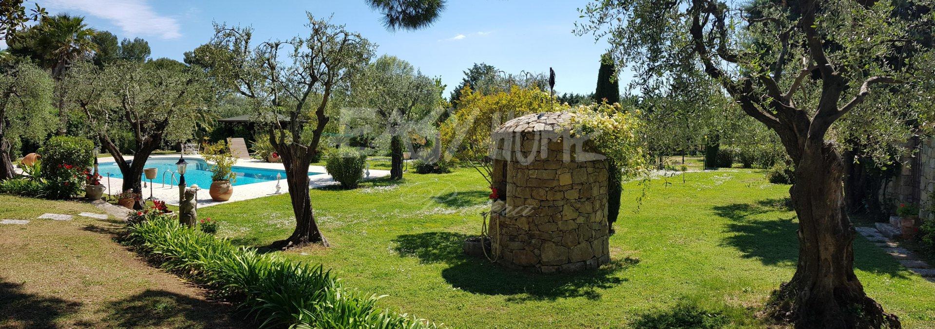 Purchase Sale Villa Mouans sartoux residential