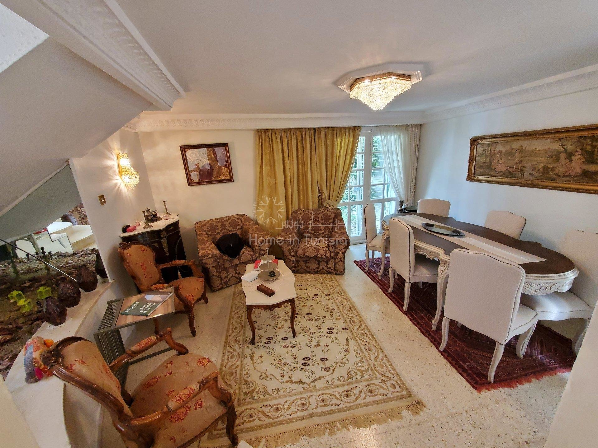 Villa jumelles à Khezama