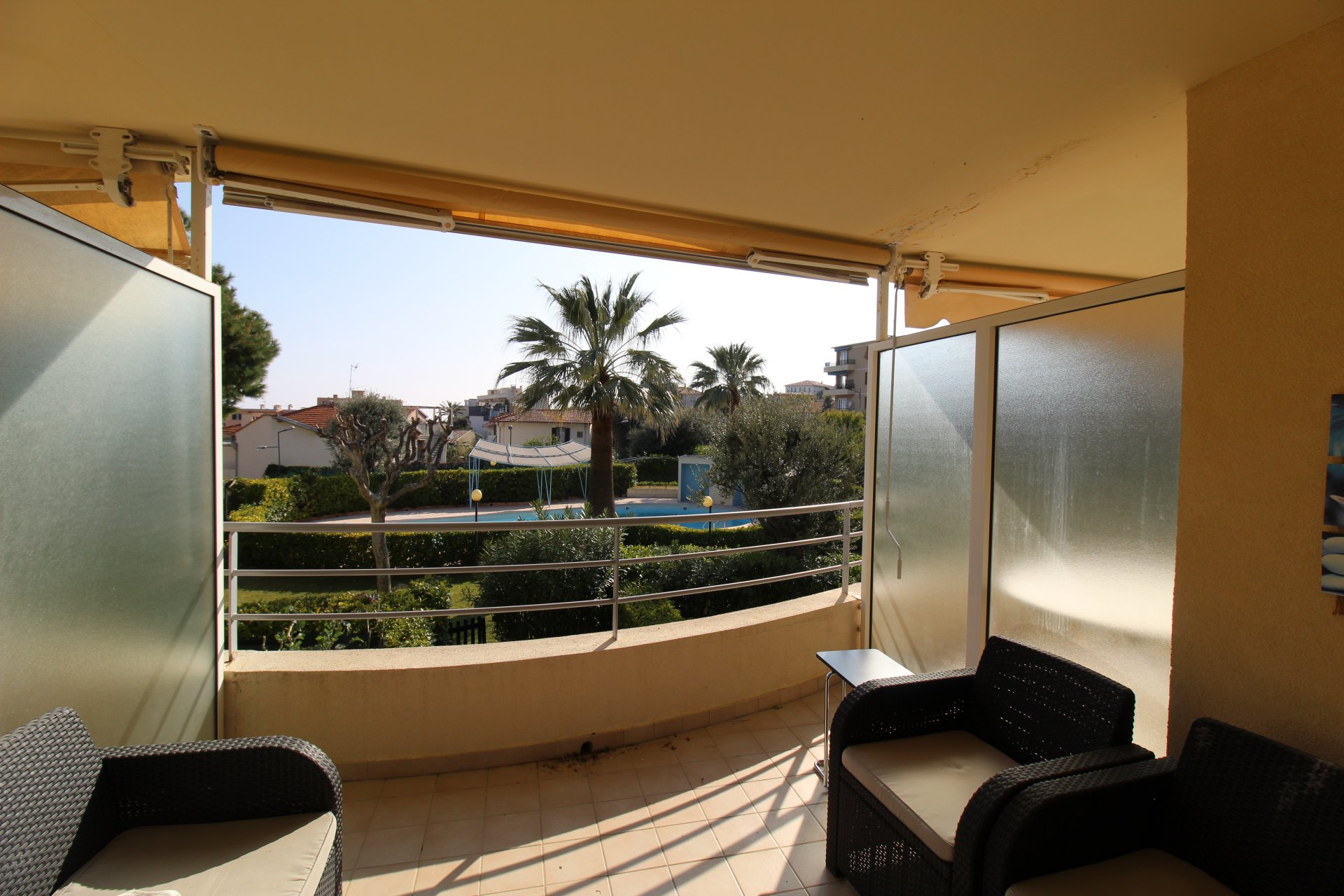 Affitto stagionale Appartamento - Roquebrune-Cap-Martin