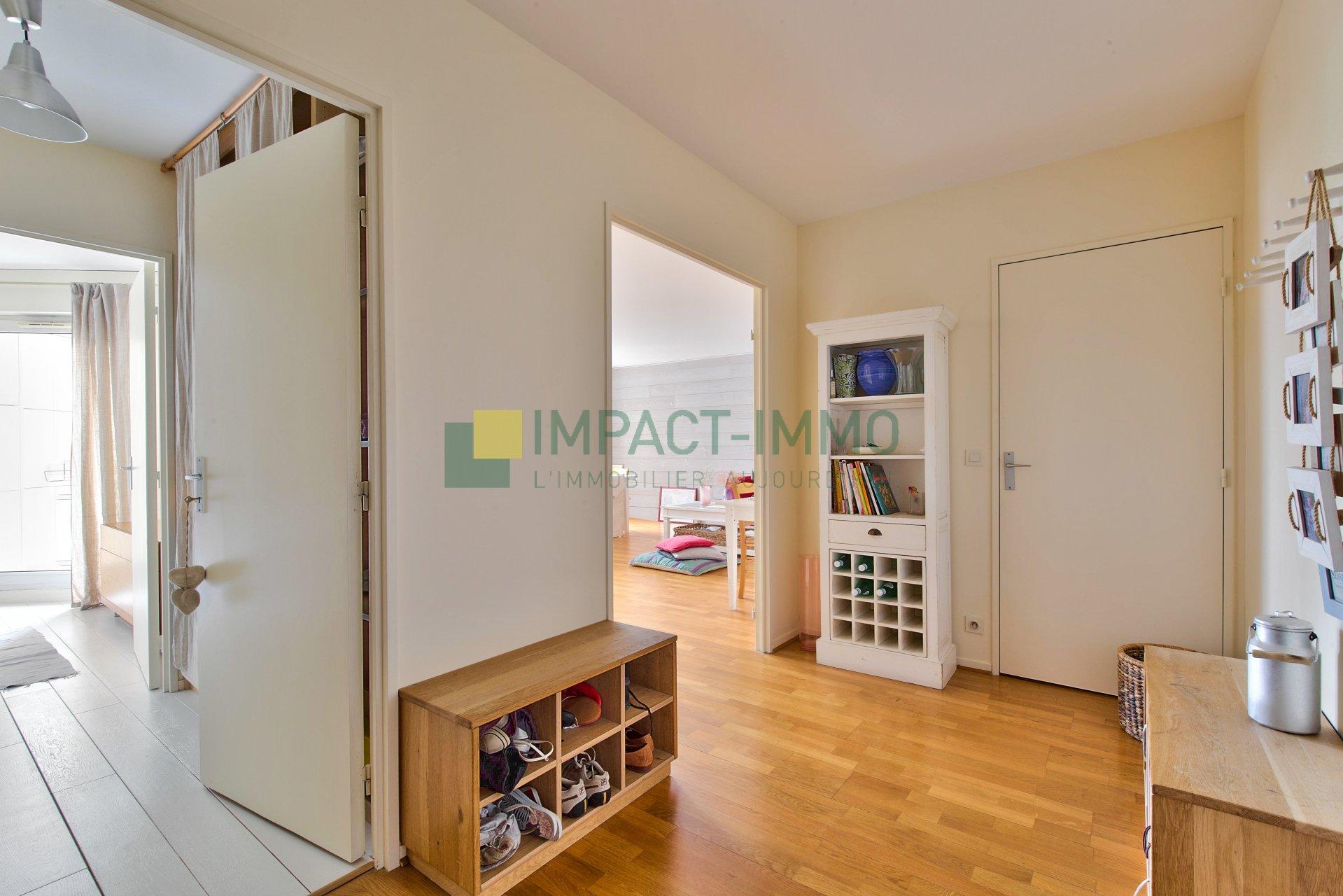 Appartement Familial 3 Chambres, Cave et Parking