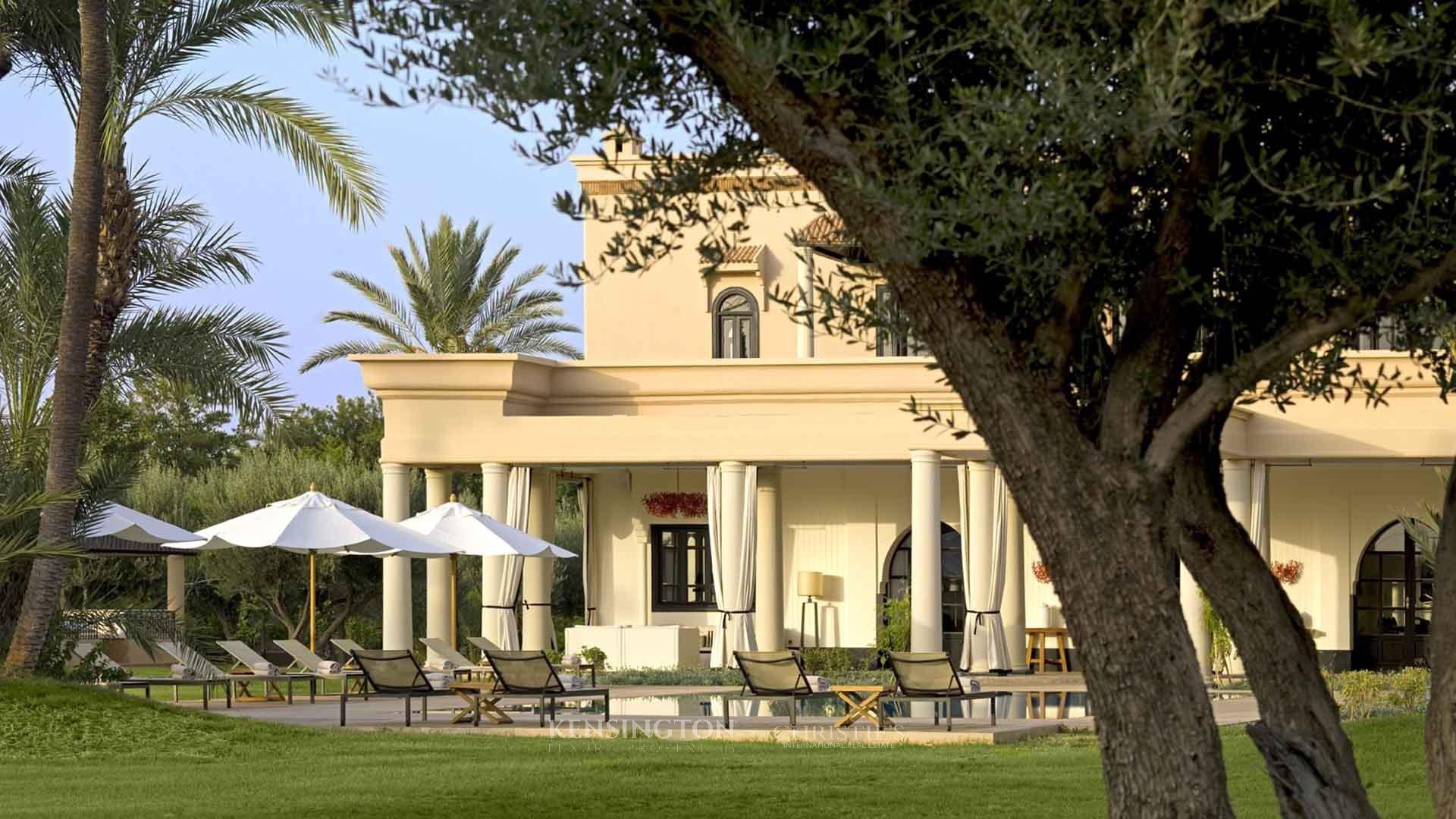 KPPM01210: Villa Sanjena Luxury Villa Marrakech Morocco