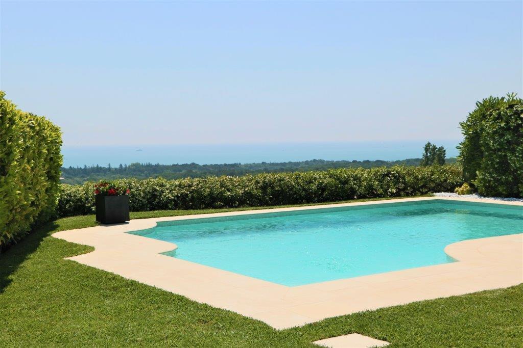 Magnifique villa Hauts de Vaugrenier vue mer panoramique