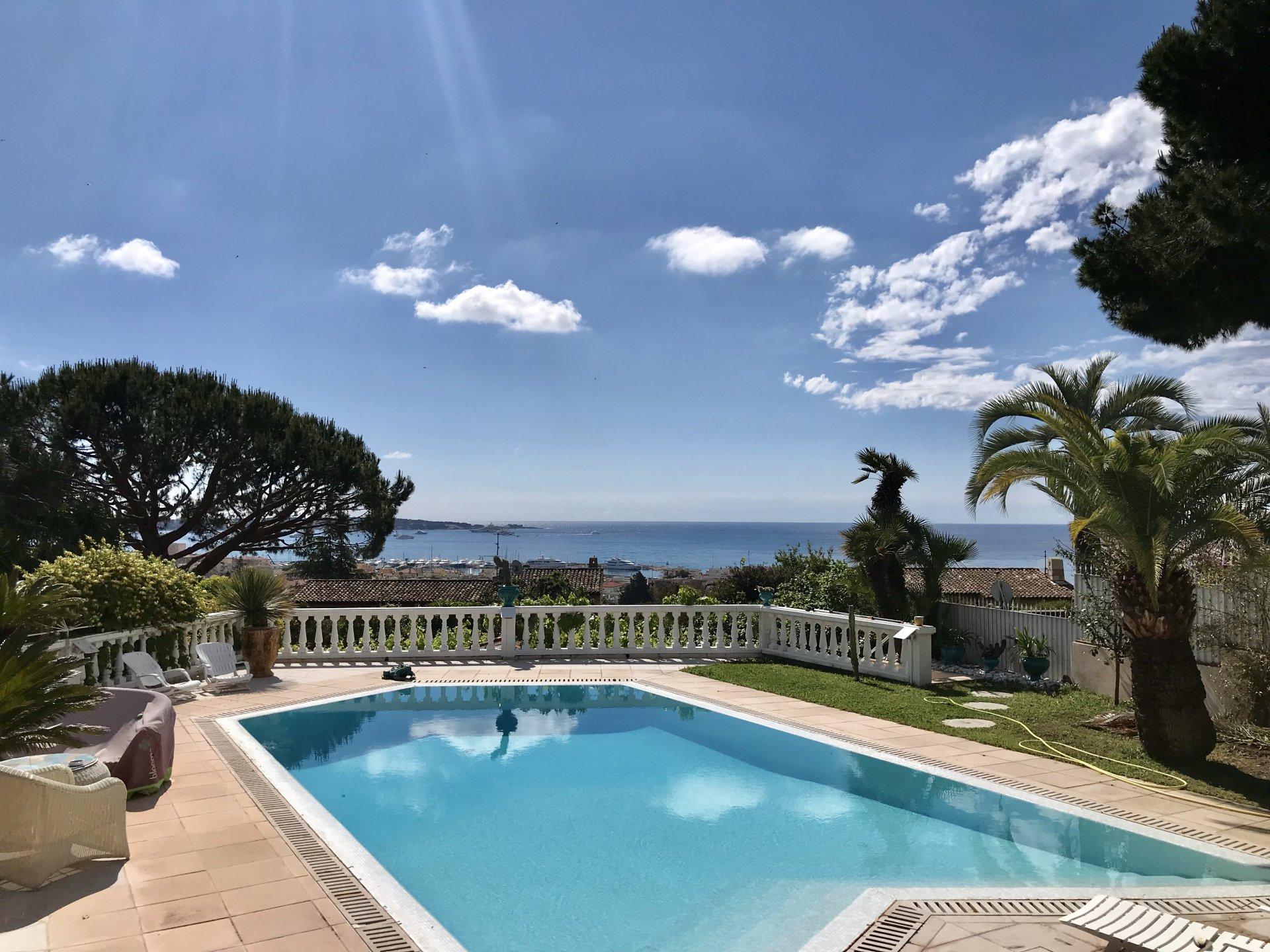 Vente Villa Golfe-Juan