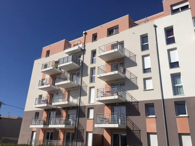 T3 RESIDENCE RECENTE - ASCENSEUR - TERRASSE - PARKING