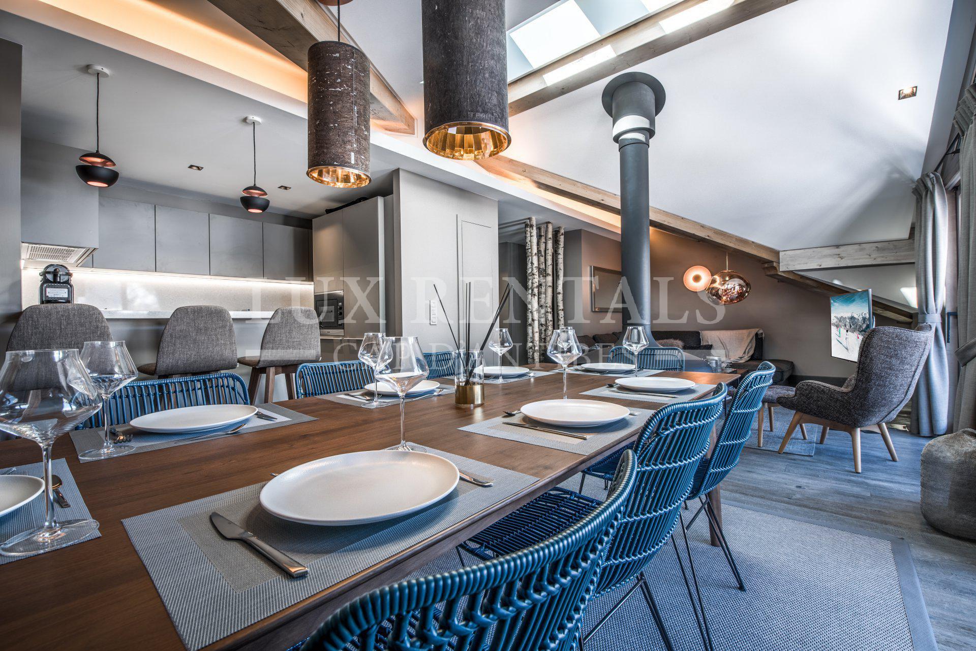 Seasonal rental Apartment - Courchevel Moriond 1650