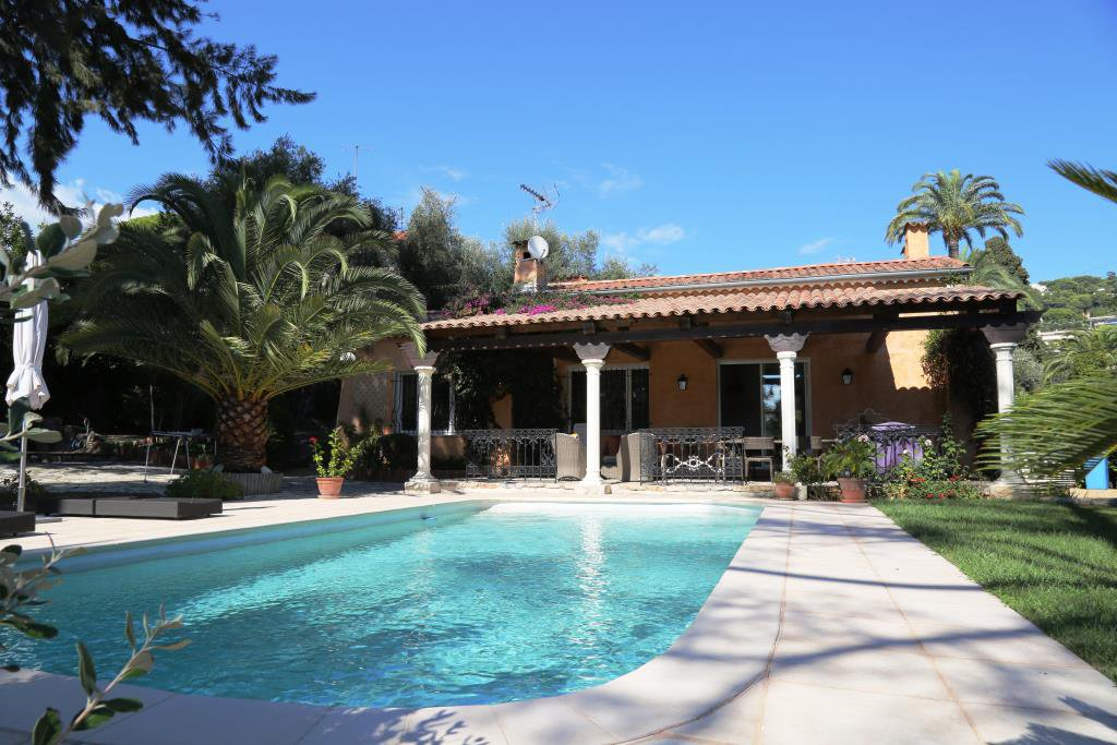 CANNES BASSE CALIFORNIE - BELLE VILLA DE PLAIN-PIED