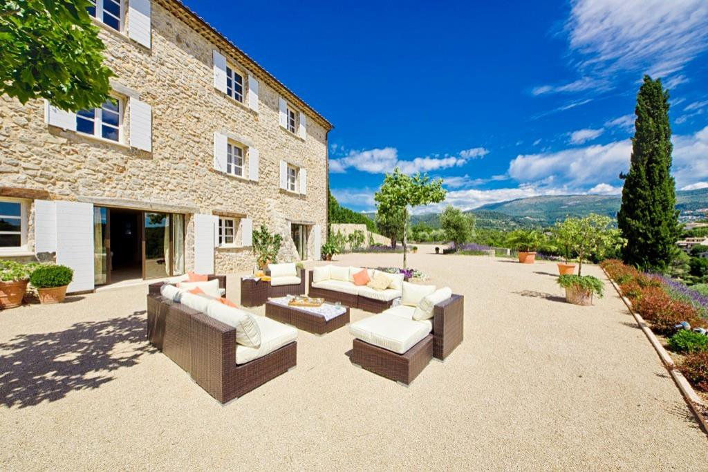GRASSE ST JACQUES - SUPERB COUNTRY HOUSE