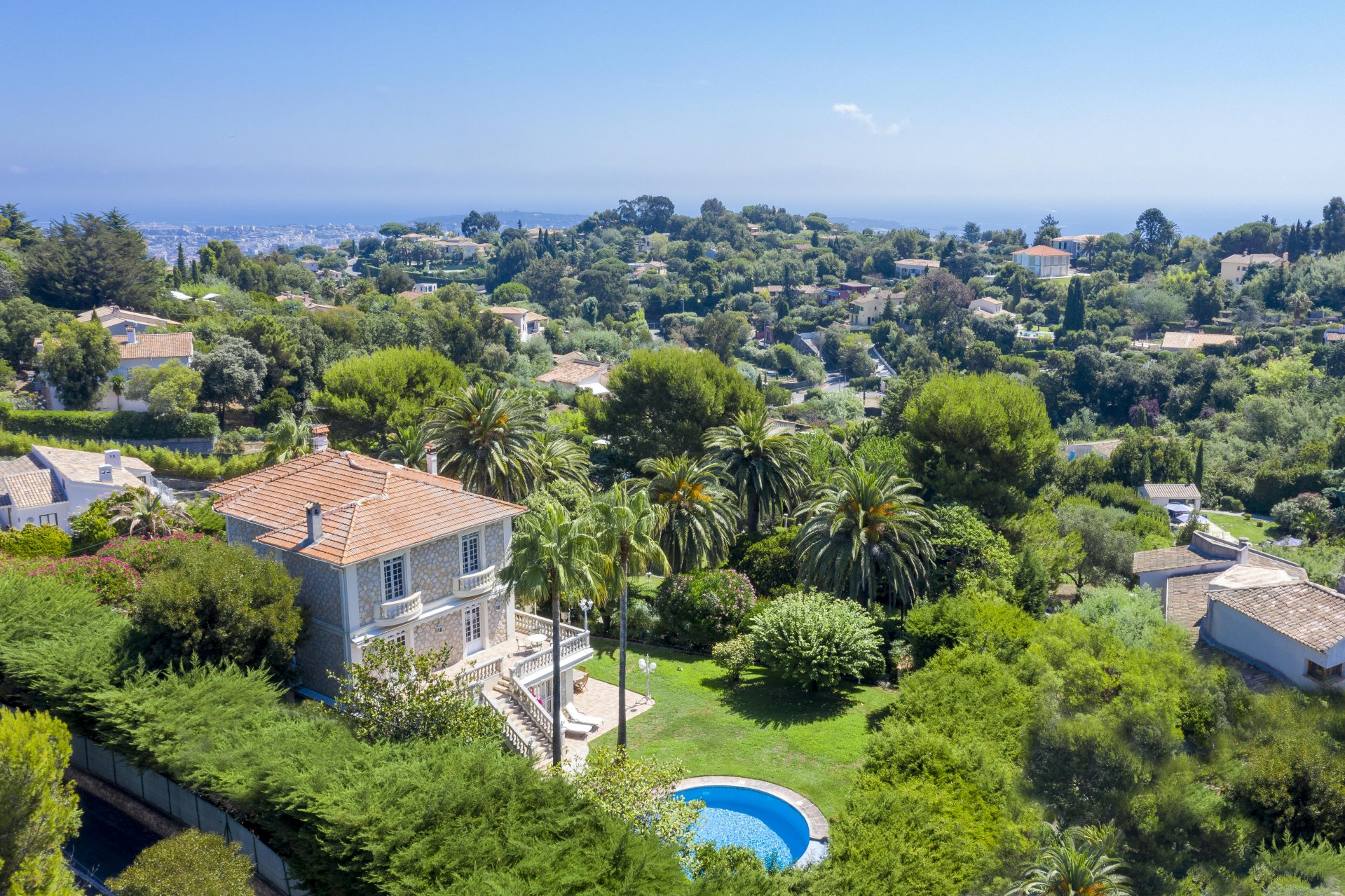 SUPER CANNES - HISTORICAL PERIOD HOUSE