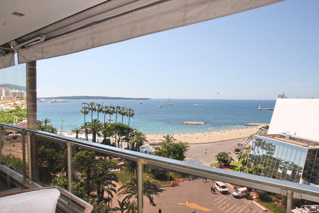 CANNES CROISETTE - BEAUTIFUL 2-BEDROOM APARTMENT