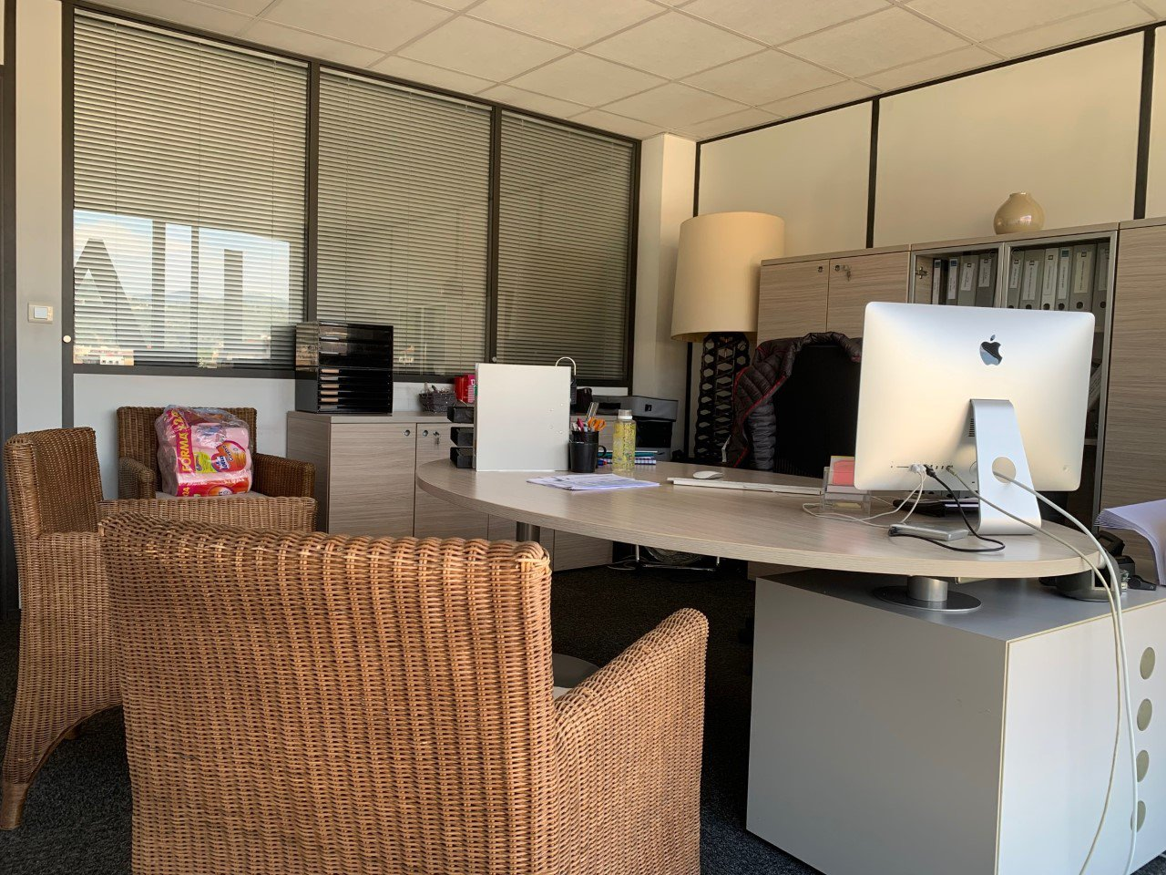 LOCATION PURE - BUREAU - NICE CENTRE VILLE - 233 M²