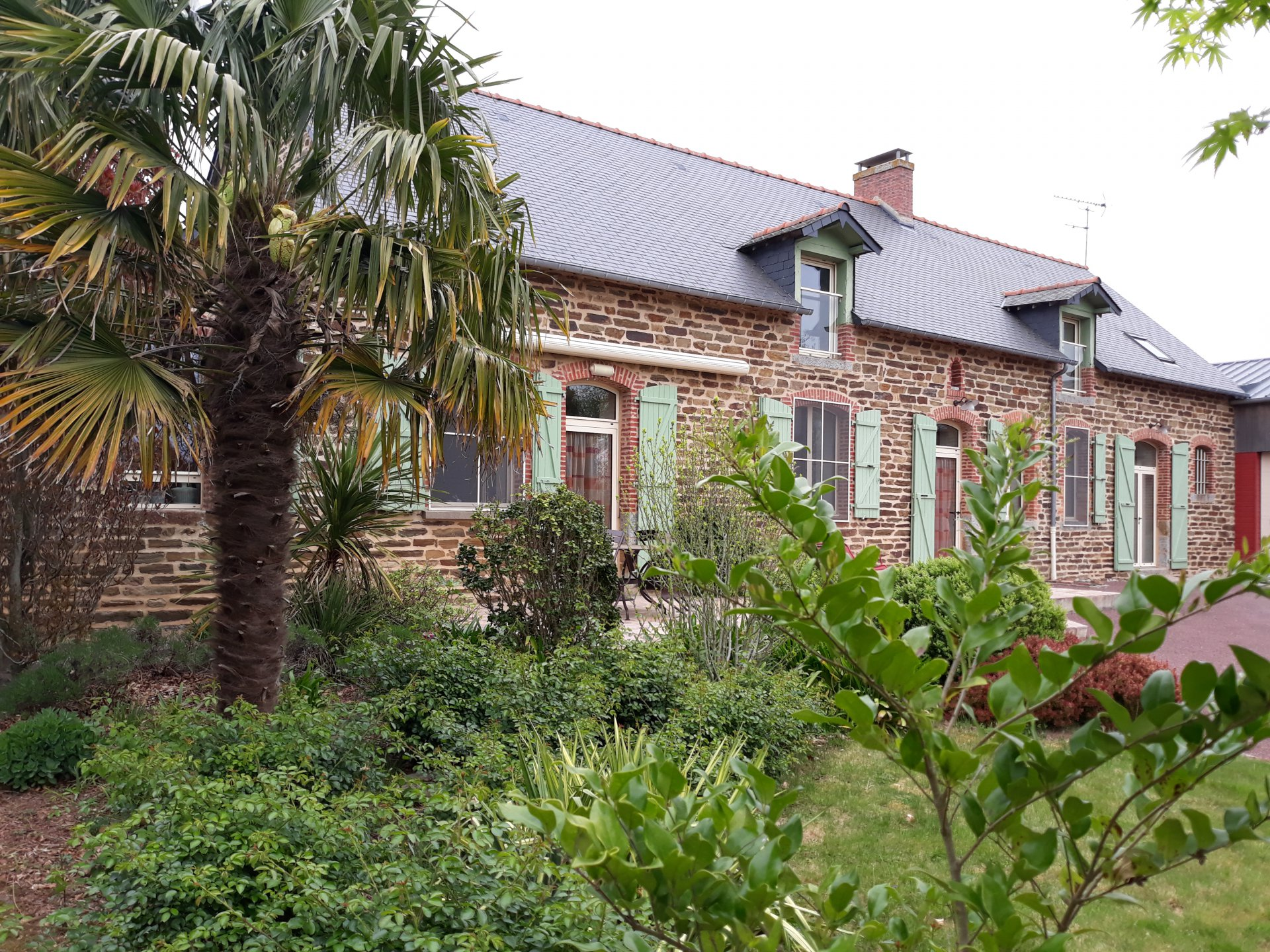 Vente Maison - La Chapelle Janson