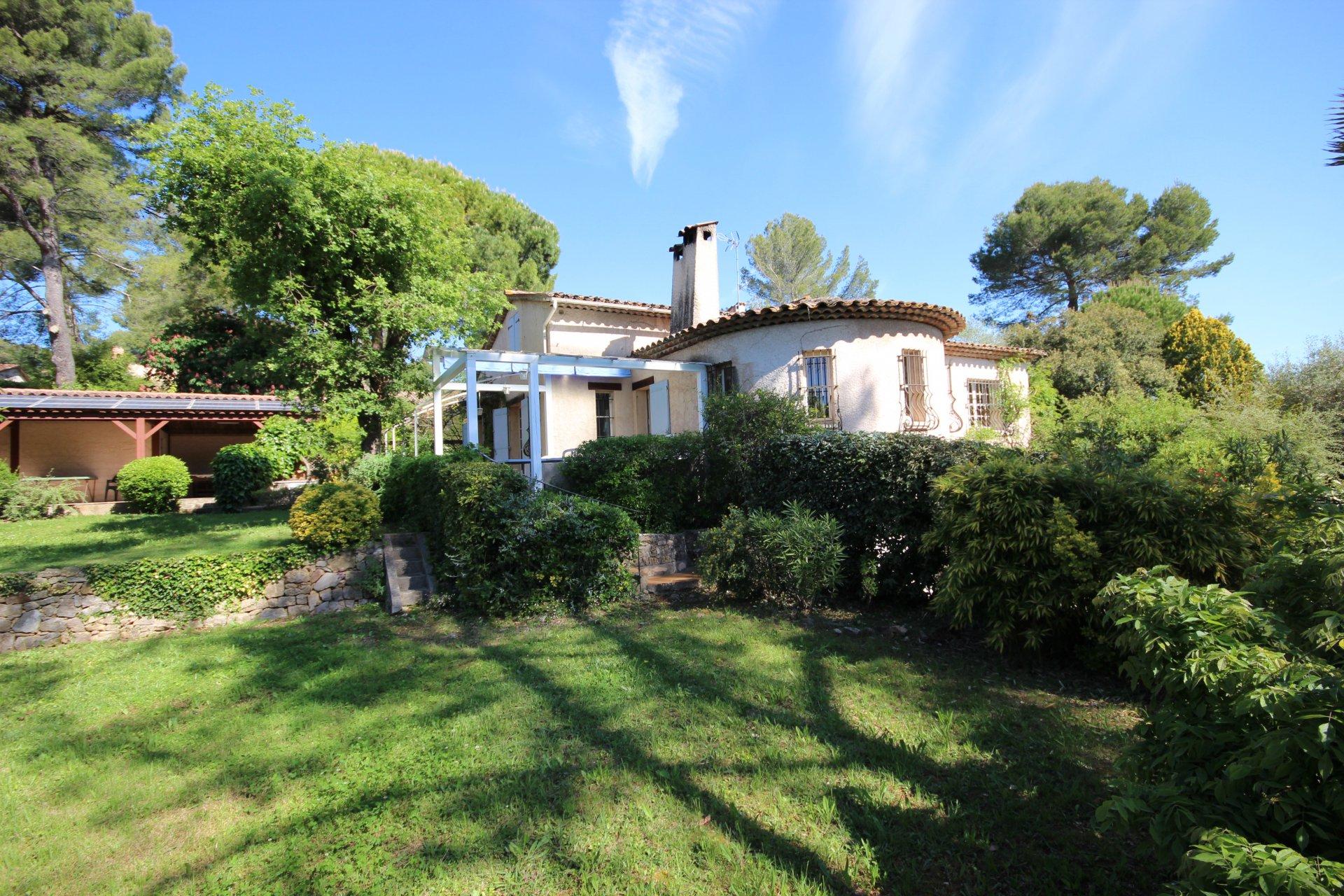 Maison proche du village de Mouans-Sartoux