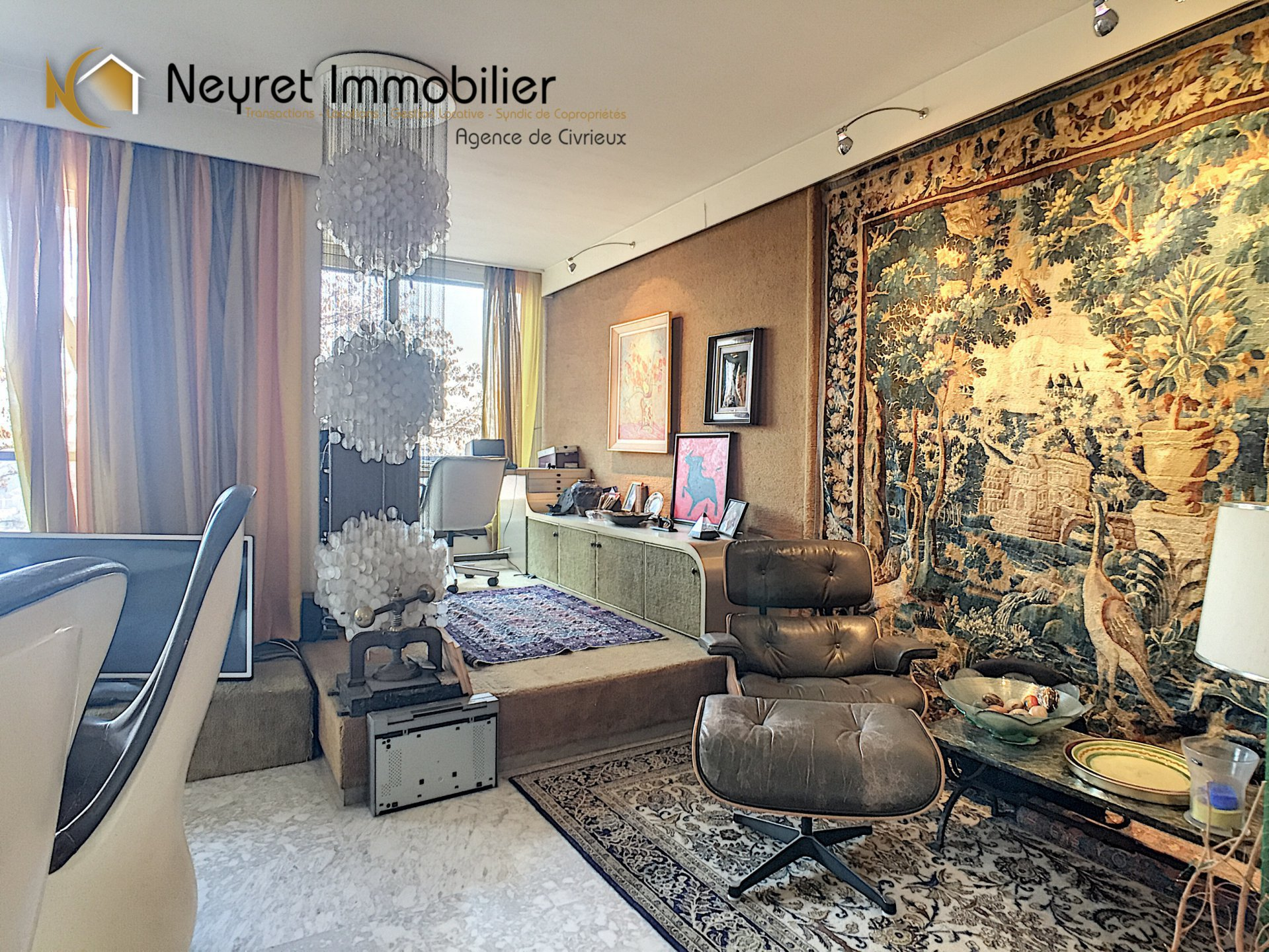 APPARTEMENT 160 m² RESIDENCE HAUT STANDING