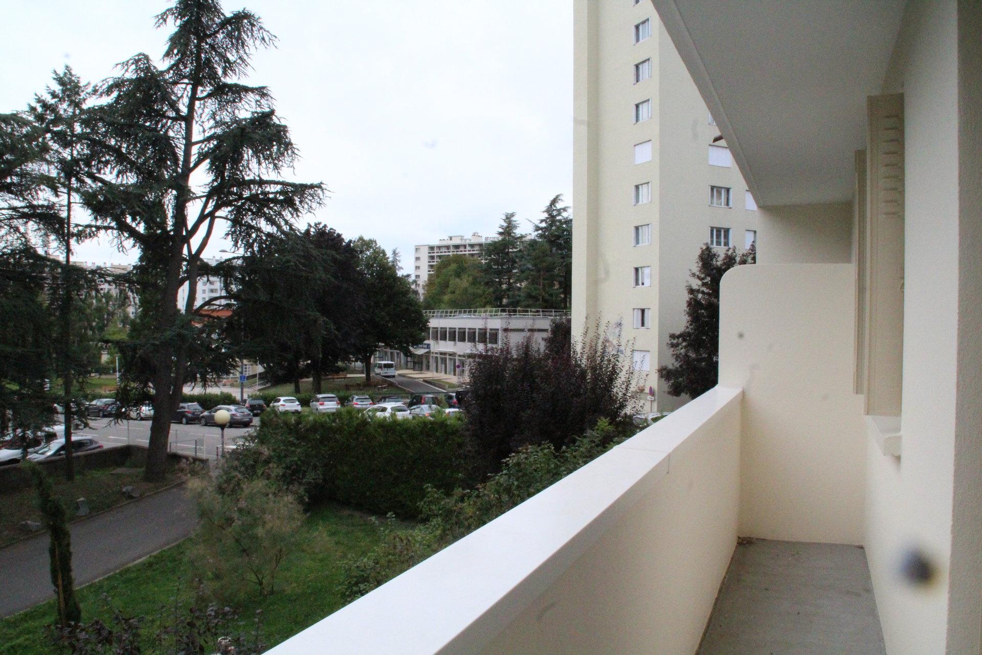 Prox FAURIEL Appart T3 avec balcon et garage