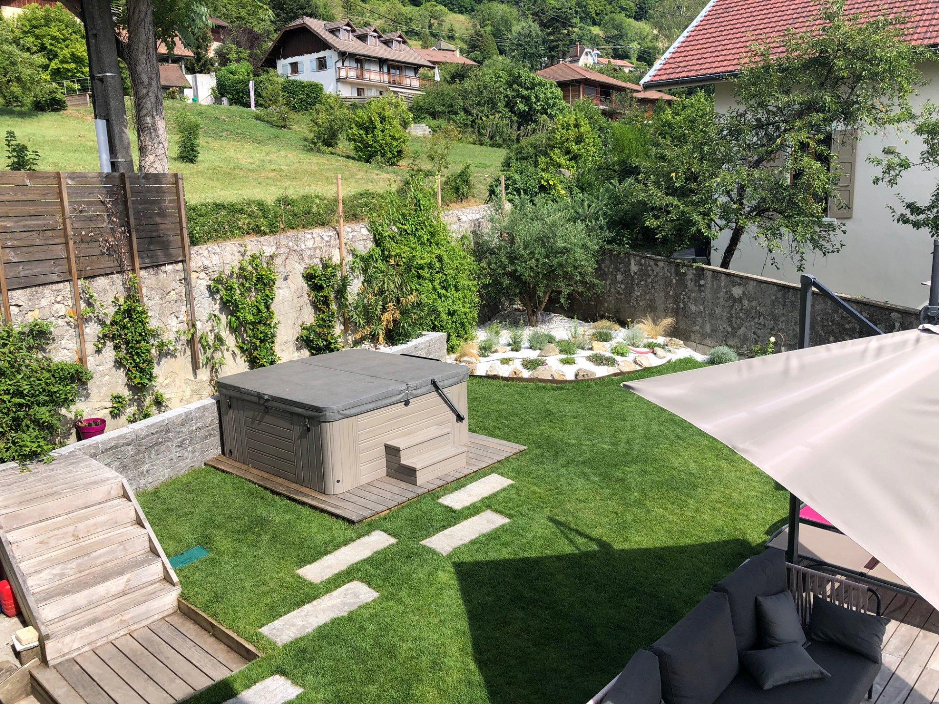 Location saisonnière Appartement - Veyrier-du-Lac